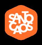 logo-principal-santo-caos_laranja